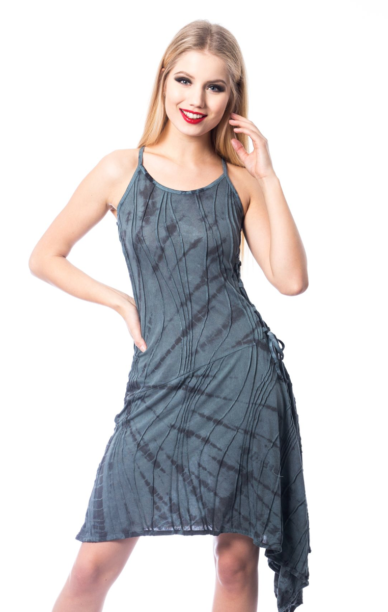 Miana Dress - Grey