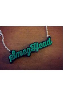 Smeghead Necklace