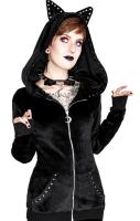 Velvet Luna Cat Hood