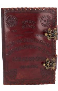 Spirit Board Leather Journal 25cm