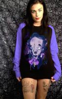 Edgar Contrast Sweatshirt RRP £29.99
