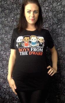 Boys From The Dwarf Tshirt RRP £18.99
