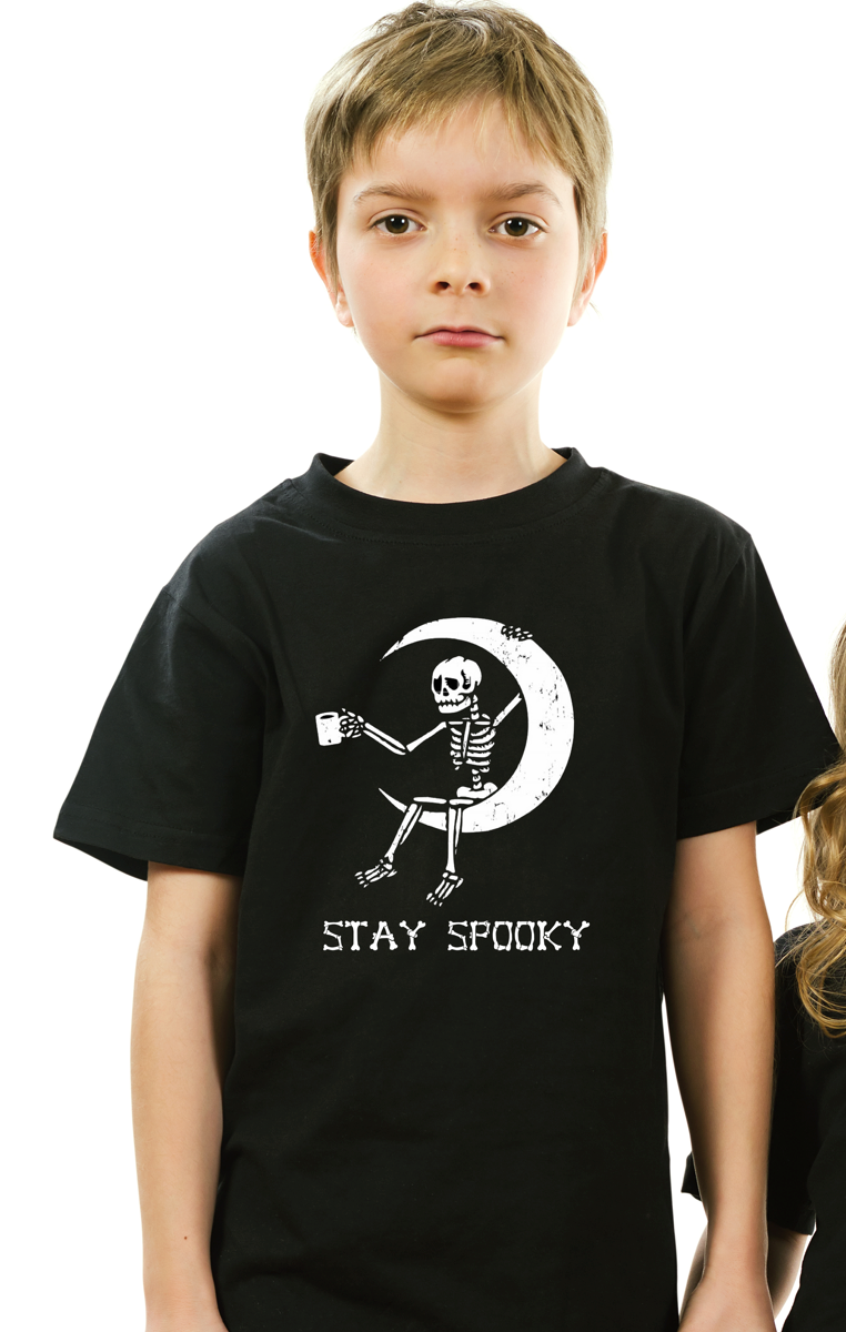 Stay Spooky Kids Tshirt RRP £14.99