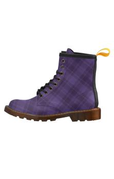 Karen Tartan Boots