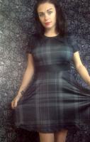 Rebecca Tartan Dress
