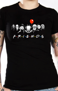 Horror Friends Tshirt