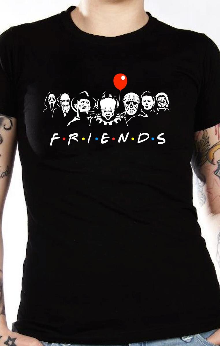 Horror Friends Tshirt RRP £18.99