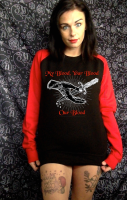 Our Blood Contrast Sweatshirt - Inspired by Practical Magic RRP £29.99