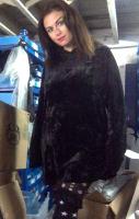 Velvet Hoody Dress RRP £35