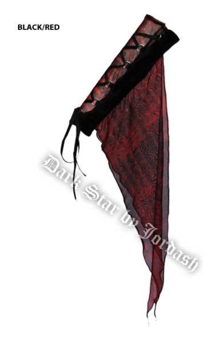 Tie Dye Armwarmers RRP £29.99