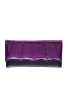 Bat Wallet Purple Sourpuss RRP £24.99
