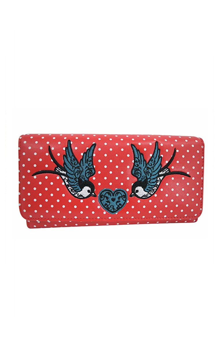 Red Swallow Wallet RRP £24.99