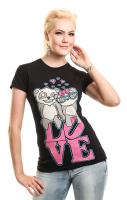 Love To Hate Tshirt RRP £18.99