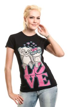 Love To Hate Tshirt RRP £18.99