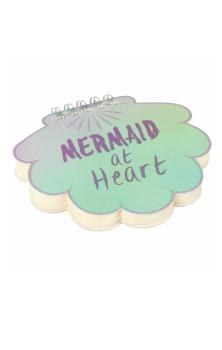 Mermaid Notepad RRP £4.99