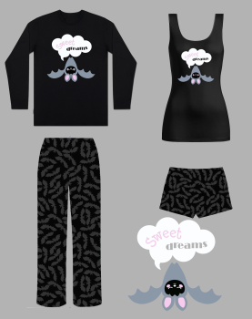 Sweet Dreams Pyjamas - Reduced price for launch week