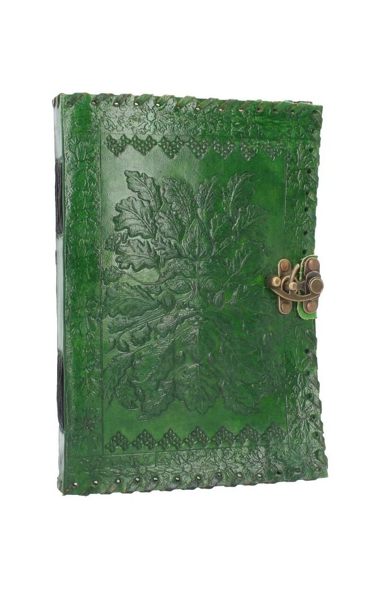 Greenman Leather Journal RRP £49.99
