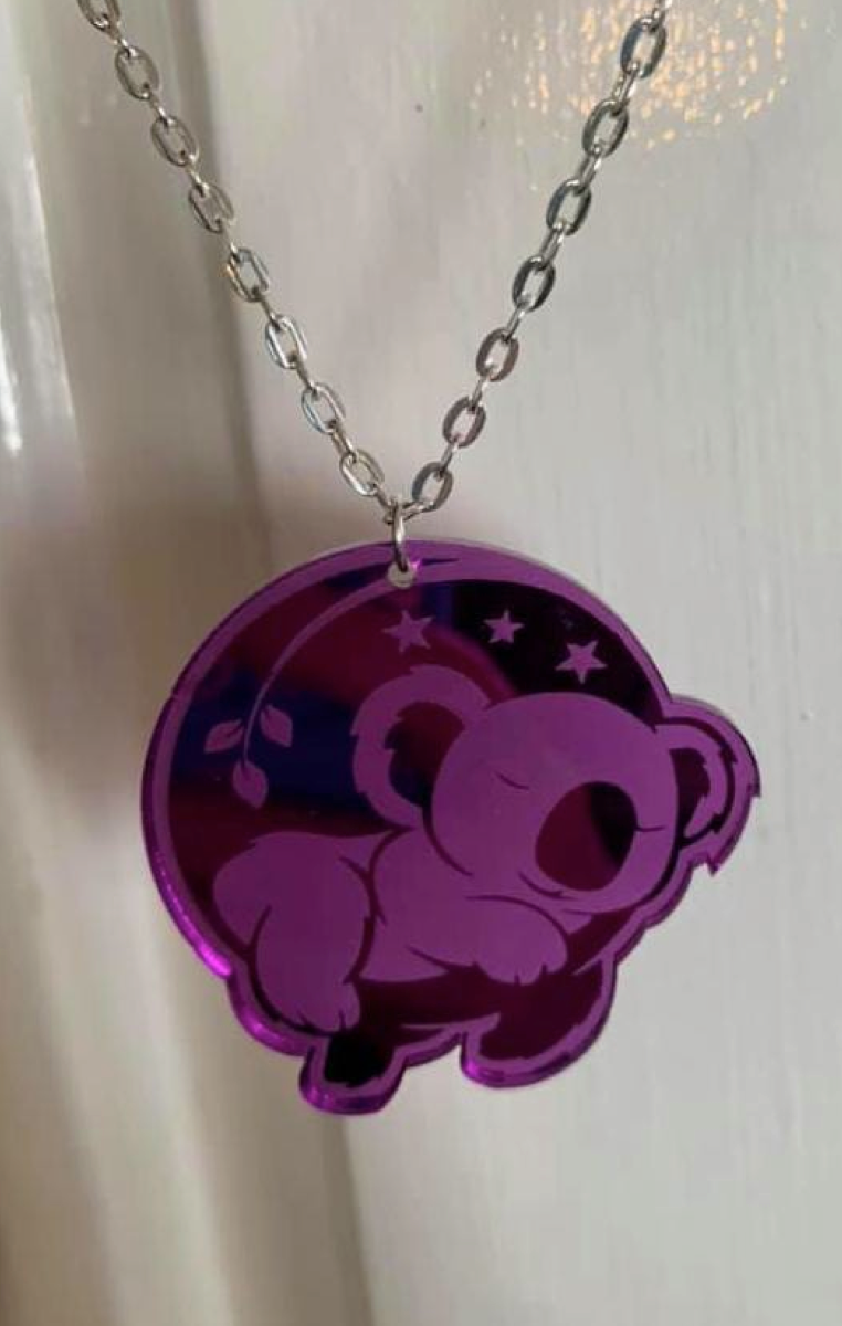 KOALA NECKLACE - 50% TO CHARITY