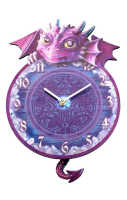 Dragon Ticken Clock RRP £19.99
