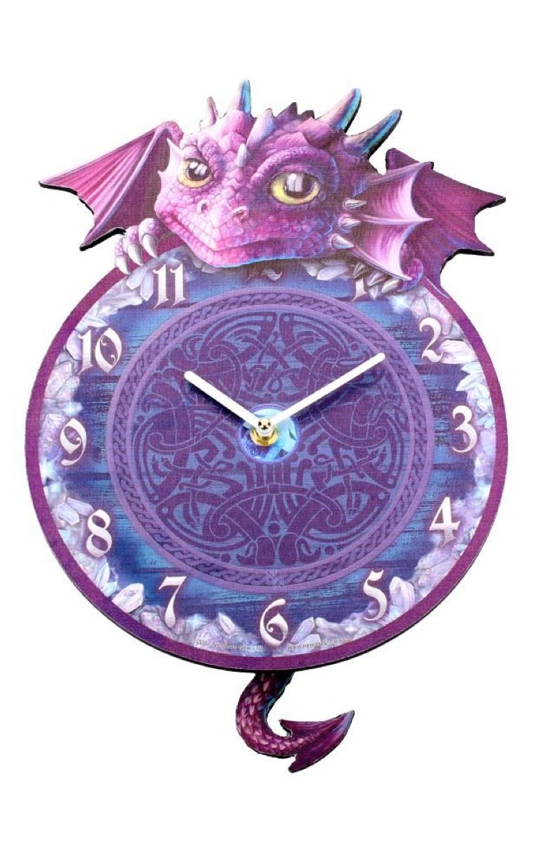 Dragon Ticken Clock RRP £19.99