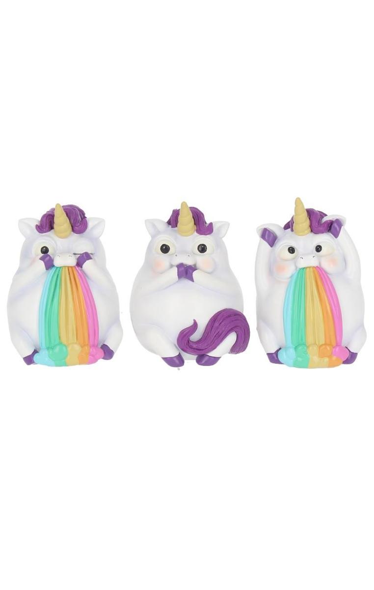 Three Wise Pukicorns RRP £19.99