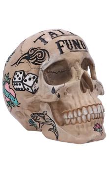 Tattoo Fund Skull - Bone PREORDER MARCH