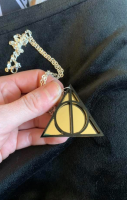 HALLOWS NECKLACE RRP £8.99