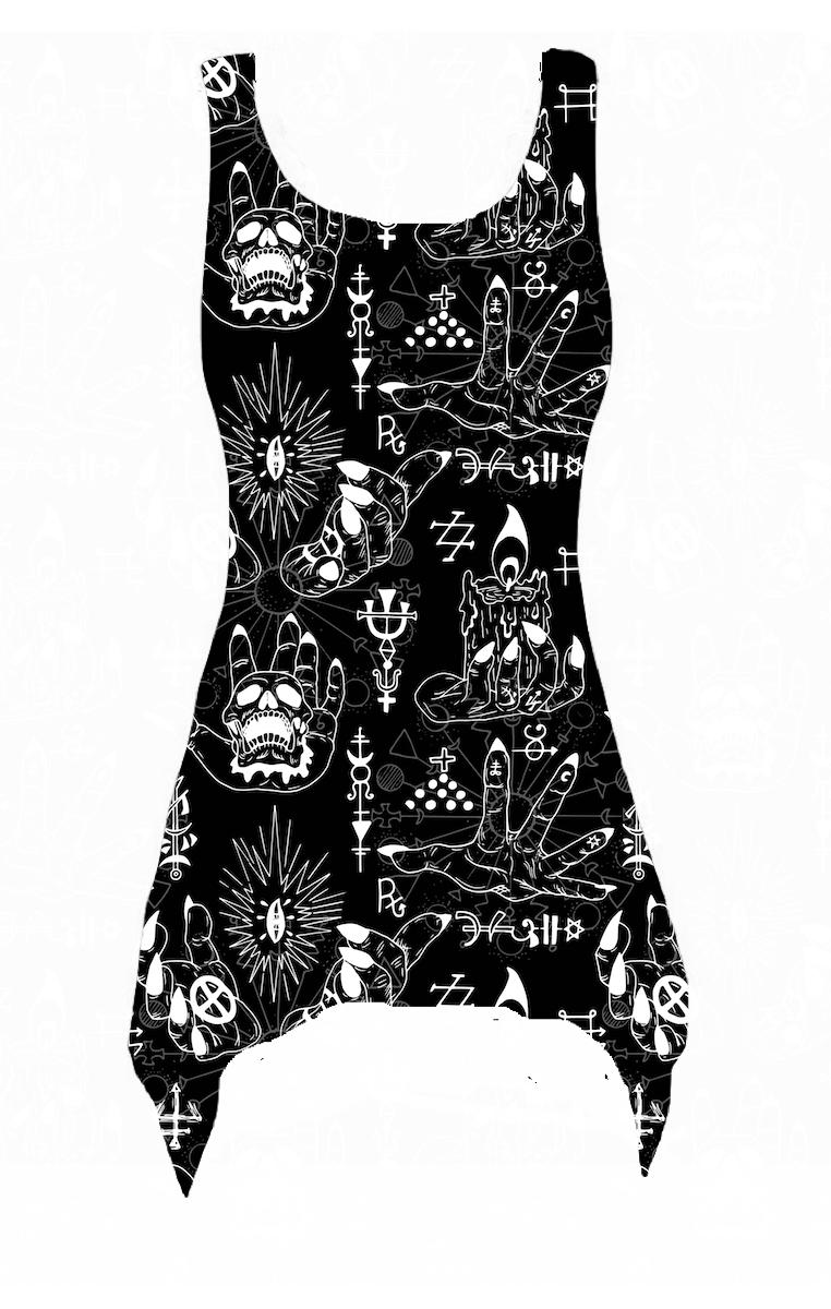 Hexbringer Vest Dress