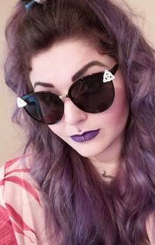 Triquetra Oval Sunglasses