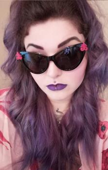 Leviathan Cat Eye Sunglasses