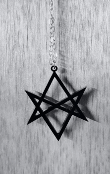 Hexagram Necklace