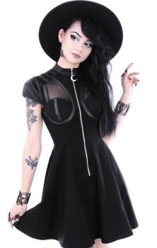 Future Goth Dress