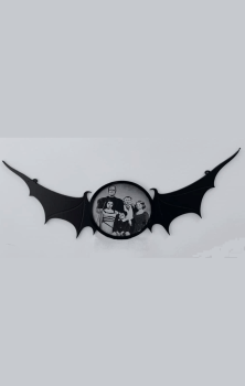 Munsters Wall Plaque
