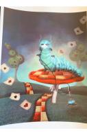 Caterpillar A4 Print