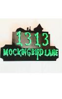 Mockingbird Lane Magnet