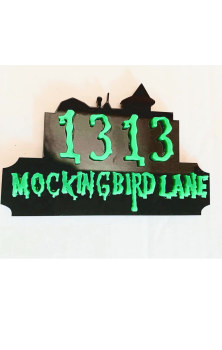 Mockingbird Lane Magnet