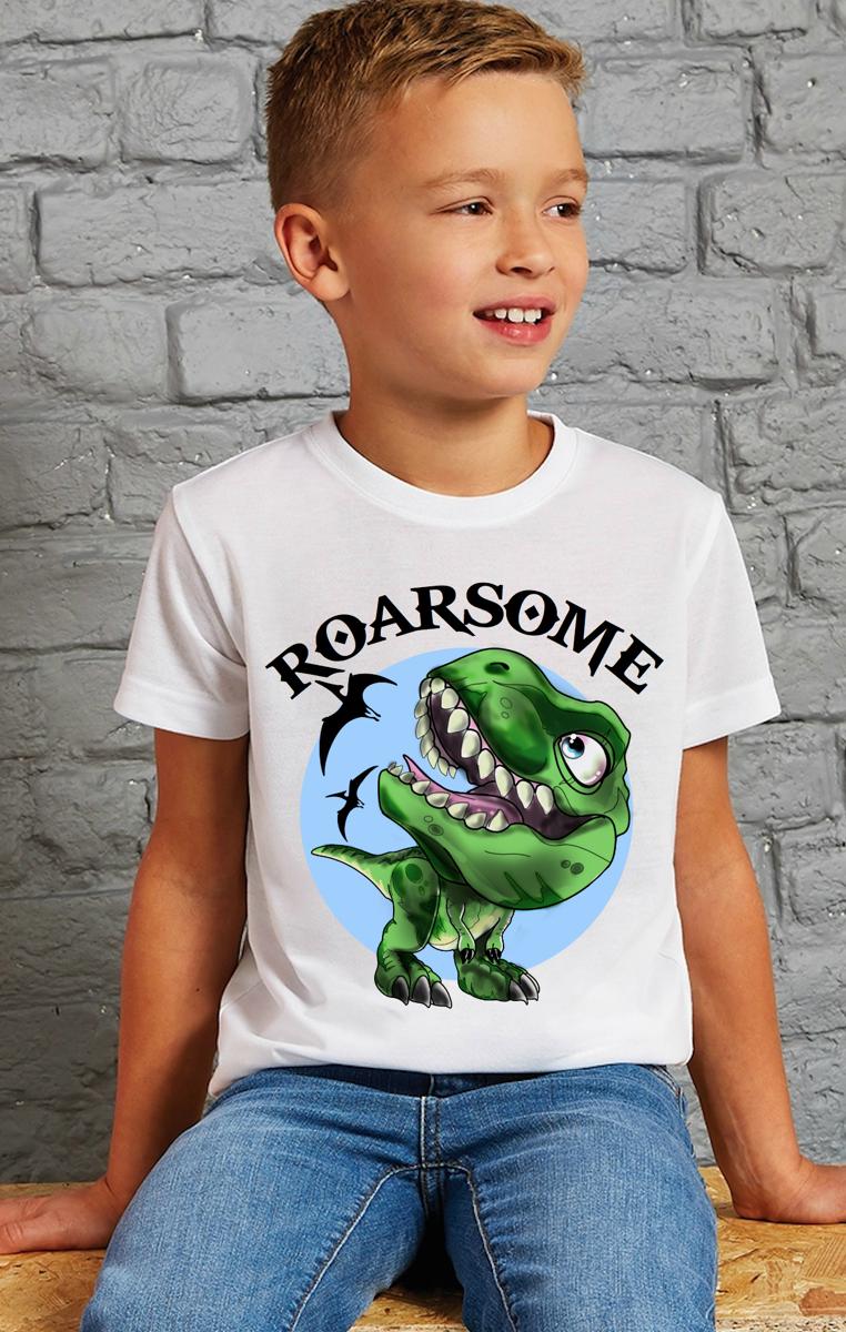 Roarsome Tshirt RRP £14.99