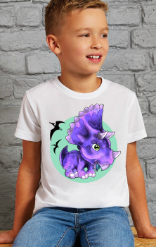 Triceratops Tshirt