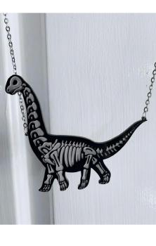 Diplodocus Necklace or Magnet