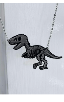 T Rex Necklace or Magnet