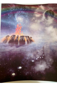 Dream Land A4 Print