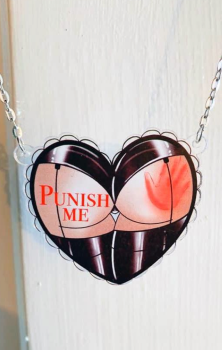 Punish Me Necklace