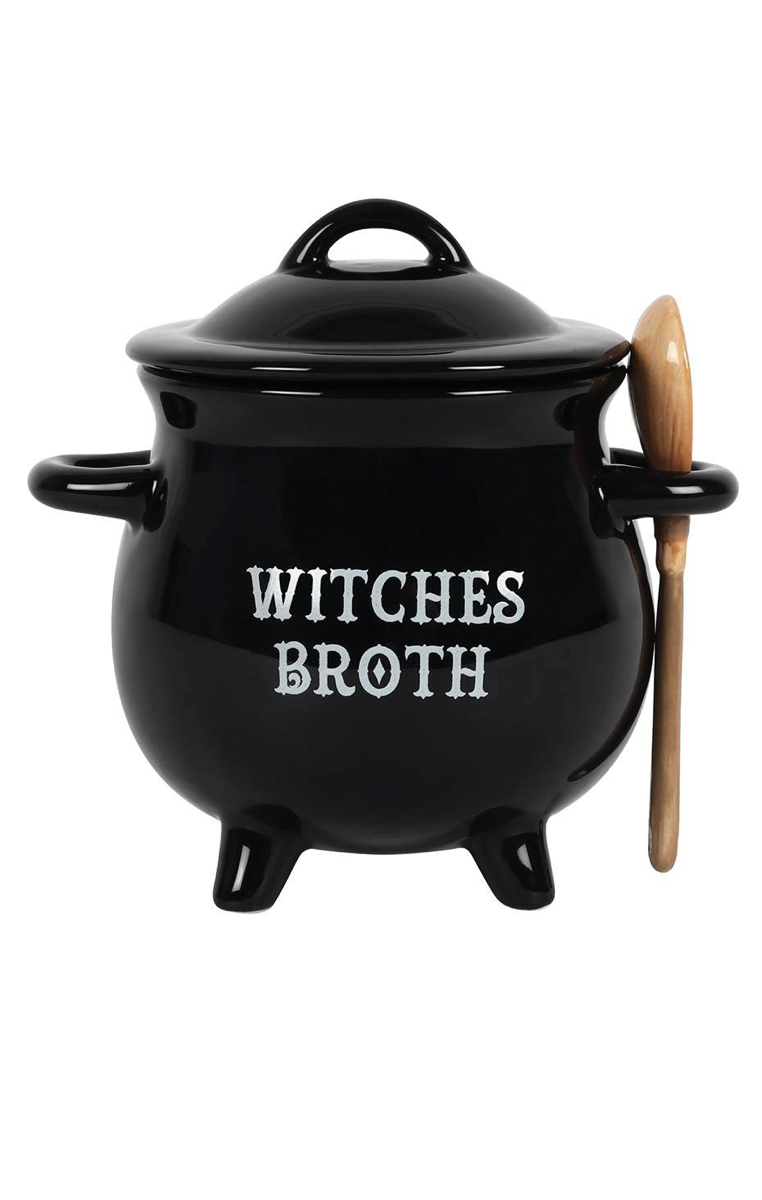 Witches Broth & Spoon