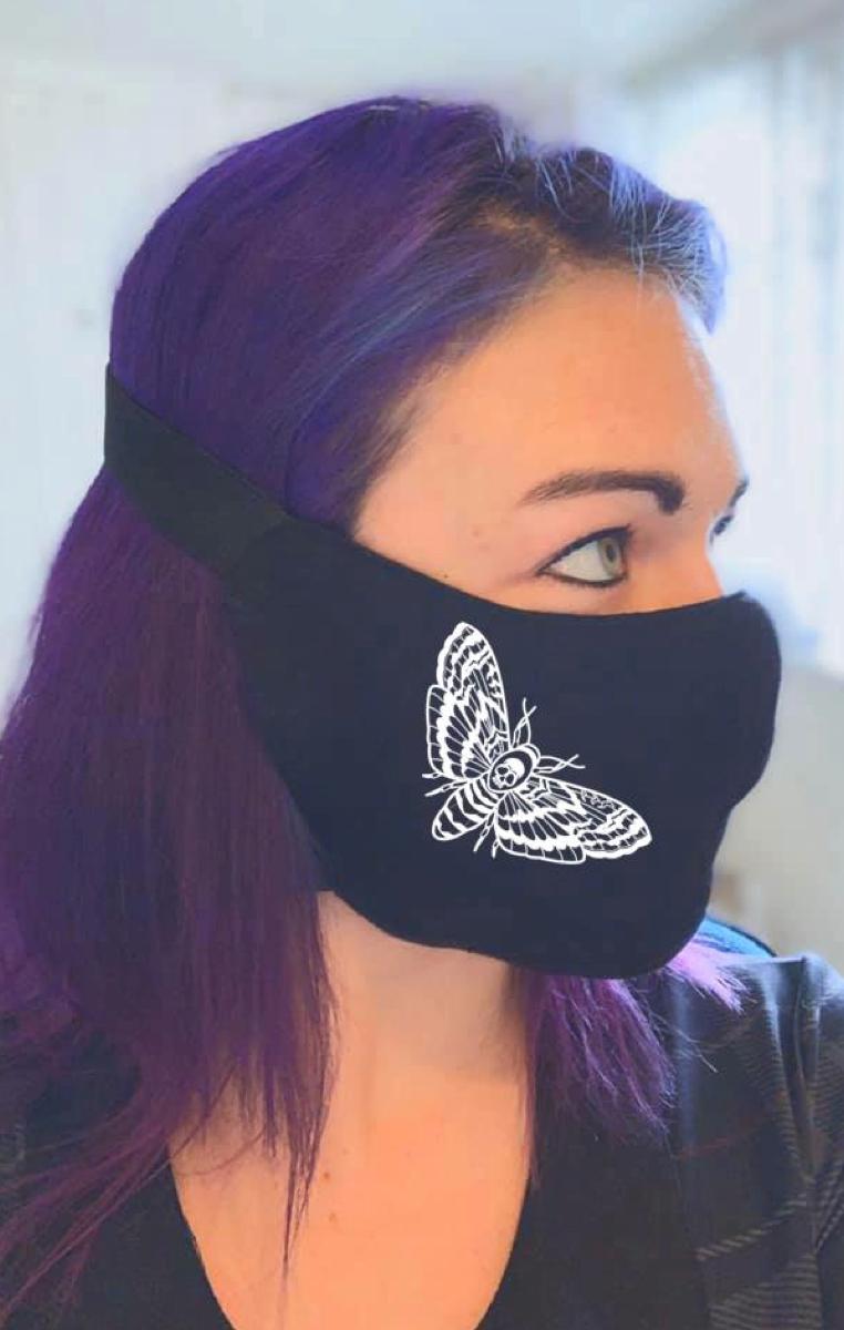 Moth V Mask RRP £14.99