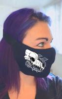 Skull V Mask