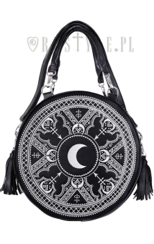 Henna Embroidered Bag White
