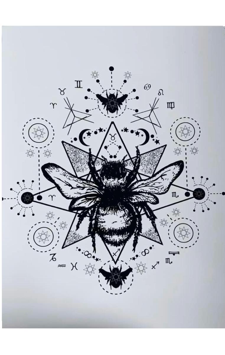 Bee A4 Print RRP £4.99