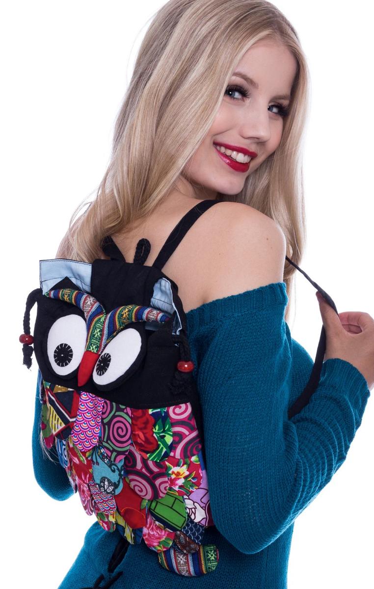 Owl Backpack RRP £19.99