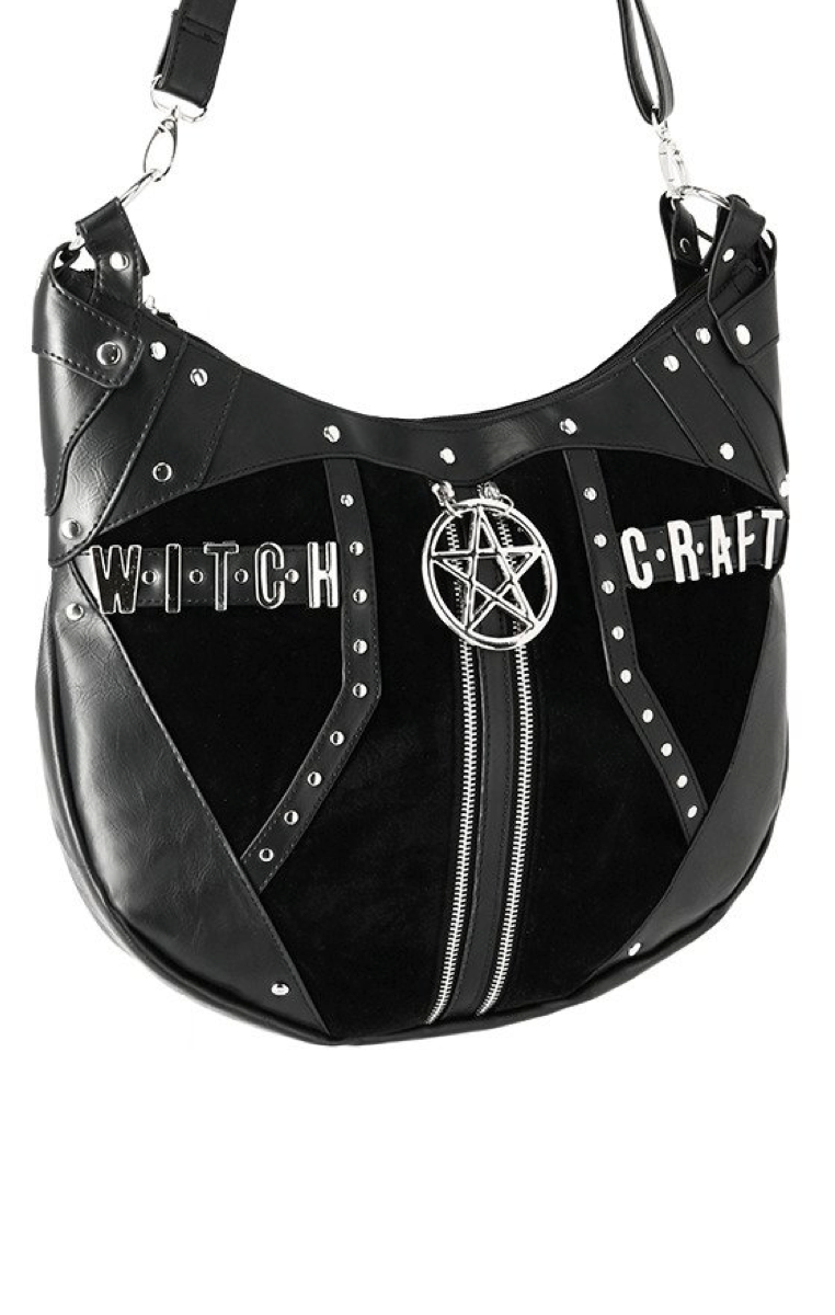 Witchcraft Hobo Bag