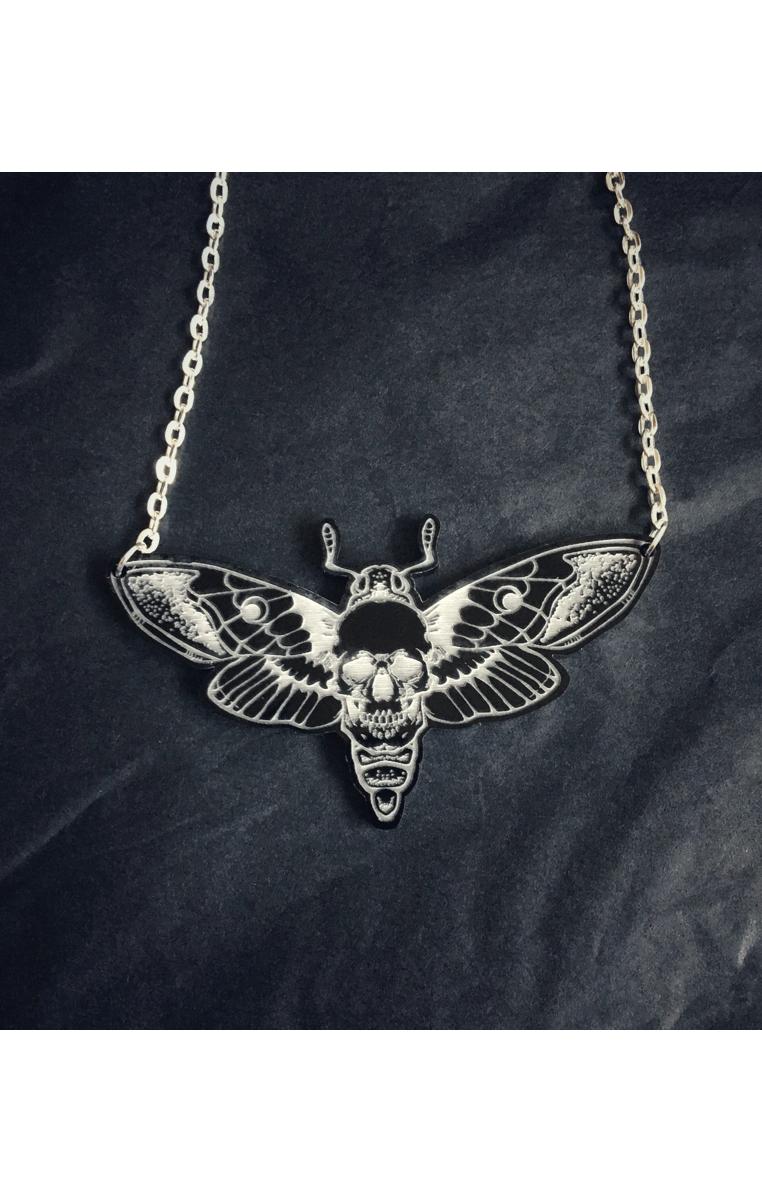 Death Head Moth Necklace RRP £6.99